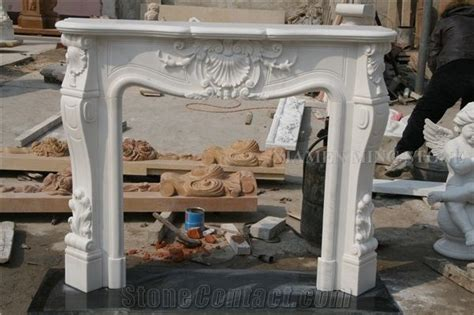 white marble fireplace mantel flower western style china han white white marble fireplace