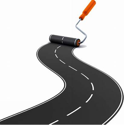 Road Clipart Transparent Highway Chalus Journey Way