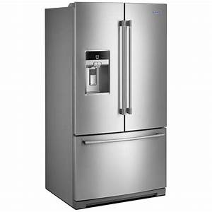 Mft2772hez Maytag 27 Cu Ft French Door Refrigerator