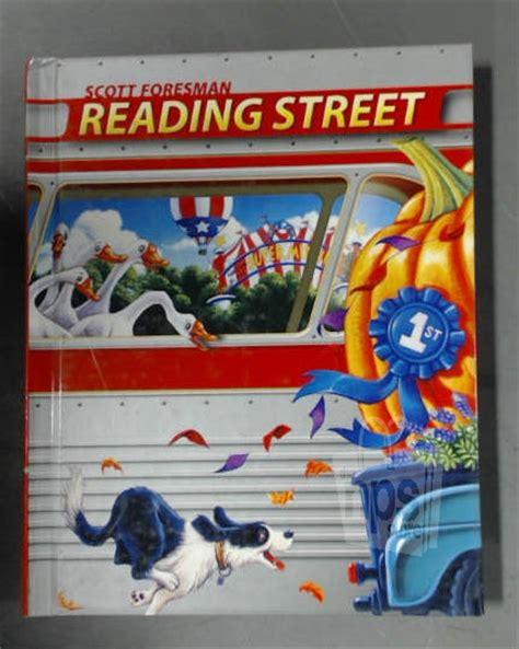 Pearson Scott Foresman Reading Street 52 Book By Afflerbach, Sebesta, Leu 2011 Ebay
