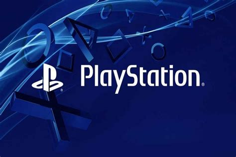 ces sony unveils playstation logo launch time