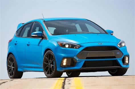 2016 Ford Focus Rs Pricing & Features