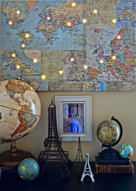 follow  blog  bloglovin  cool map paper
