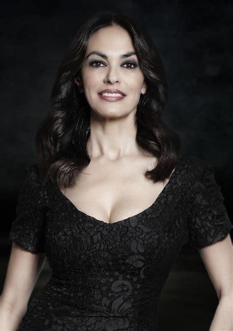 Maria Grazia Cucinotta Marco Mignani