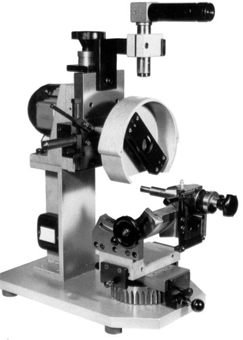 Faceting Machine MX - Jewelers Making Supplies, Jewelers