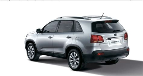 Kia Cuv by 2011 Kia Sorento Cuv Details Released Autoevolution