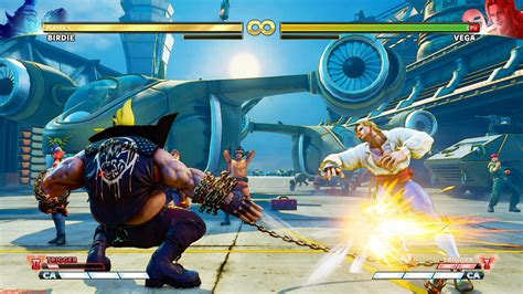 street fighter  arcade edition announced  ps  pc