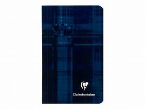 clairefontaine cahier pique 75 x 120 mm 48 pages With cahier 48 pages petit carreaux