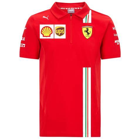 Browse f1store3.formula1.com for the new formula 1 puma merchandise, clothing and apparel. 2020 Scuderia Ferrari F1 Replica Kids Childrens Polo Shirt Official Merchandise   Scuderia ...