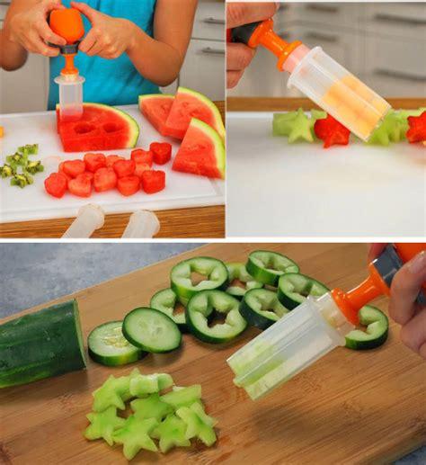 decoration de salade de fruits vente chaude pratique salade de fruits d 233 coration formes cutter ciseaux outil de salade china