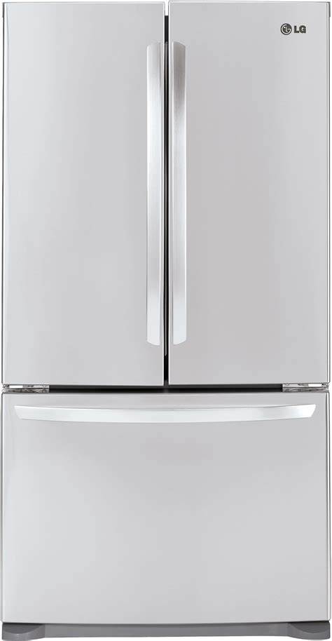lg lfcst   counter depth french door refrigerator  iceplus freezing