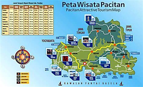 peta wisata pacitanisti