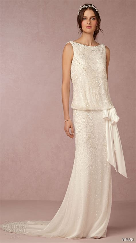 bhldn fall  wedding dresses  enchanted