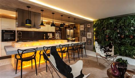 backlit furniture  fill  home  radiance