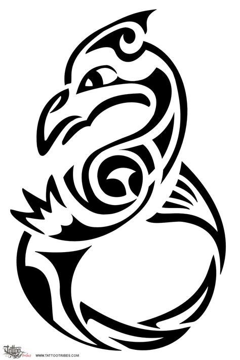 Tattoo of Te Manaia, Protection tattoo - custom tattoo designs on TattooTribes.com
