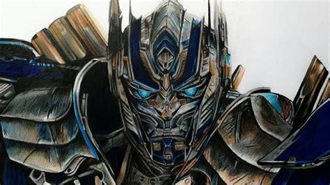drawing optimus prime transformers  youtube