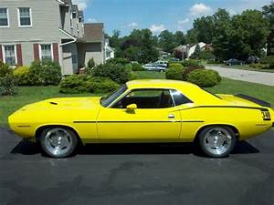 1970 Plymouth Barracuda 340 Yellow For Sale In Altoona