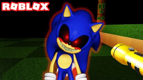 sonic exe in roblox scary elevator youtube