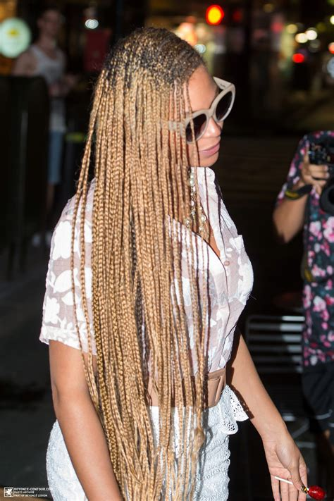 beyonce hairstyles braids hair