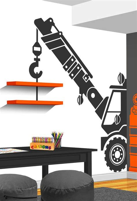 Construction Room Decor by Construction Truck Decorations Construction Wall Decor