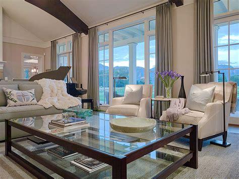 Elegant Contemporary Mountain Country Retreat In Jackson