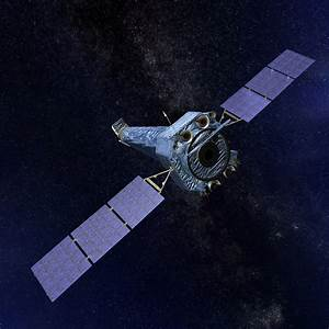 Chandra :: Resources :: Spacecraft :: Artist's Illustrations
