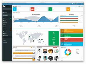 20 free bootstrap admin dashboard templates 2018 colorlib With bootrap template