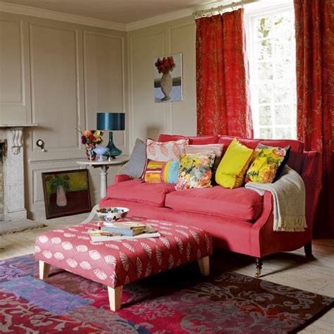 bold red living room living room ideas housetohome co uk