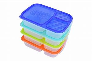 Buy Yummi Gear Divided Lunch Boxes (3-compartments) - Set