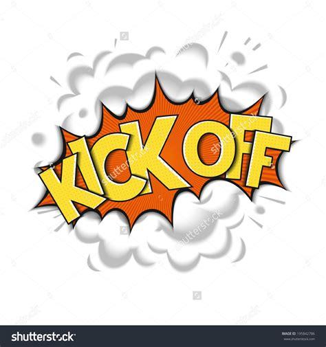 Kick Clipart Kickoff Clipart Clipground