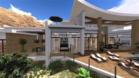 small modern house plans  guide plan villa design
