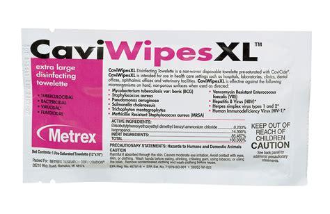 CaviWipes Surface Disinfectant from Metrex | Metrex
