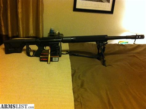 50 Bmg Price by Armslist For Sale Price Reduced 50 Cal Bmg On Ar15