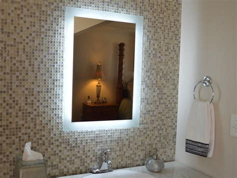 20+ Lighted Vanity Mirrors For Bathroom