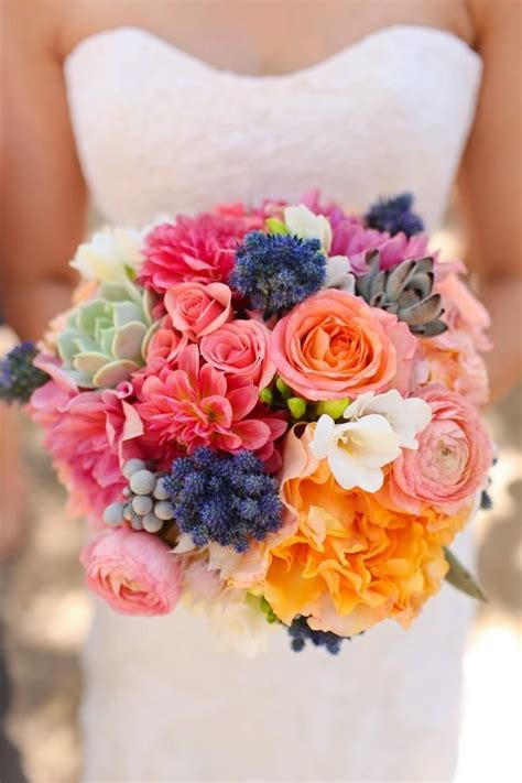 most beautiful flower arrangements best 25 summer wedding bouquets ideas on