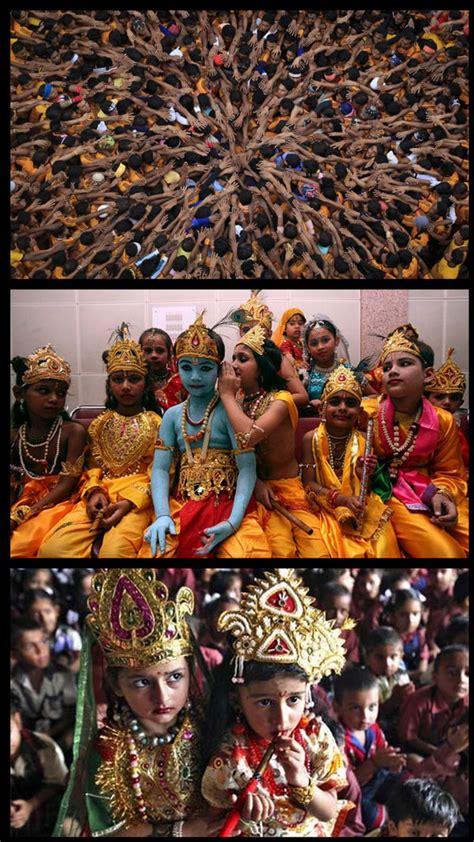 BLOG USANG: Serius Cool Krishnashtami : Perayaan Hari