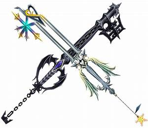 The gallery for --> Keyblade Oathkeeper Tattoo