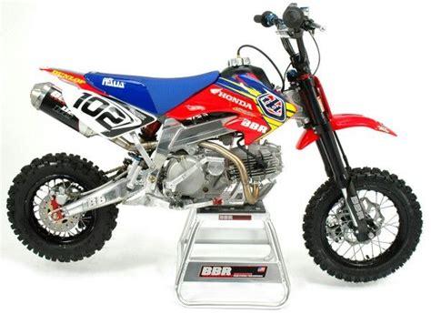 Dream Build Bbr Honda Crf Pitbike Cool Dirt