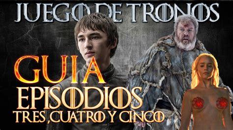 Juego De Tronos Temporada 6