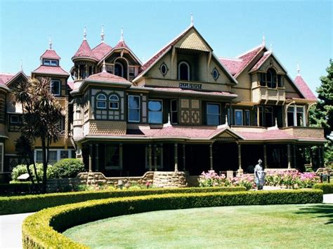 winchester mystery house haunted destination   week travel channel travel channel