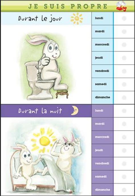 tableau d apprentissage de la propret 233 id 233 es garderie