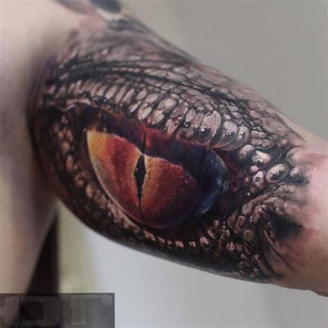 snake eye tattoo tatoos bicep tattoo realistic eye