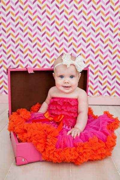infant  girl petti romper lemonade couture