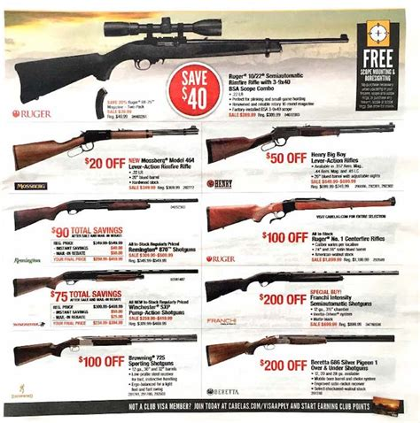 Cabela's Weekly Ad - Weekly Ads