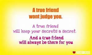Good Friend Quotes True Friend. QuotesGram
