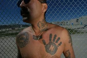 Tattoos define the gangs threatening Texas and other ...
