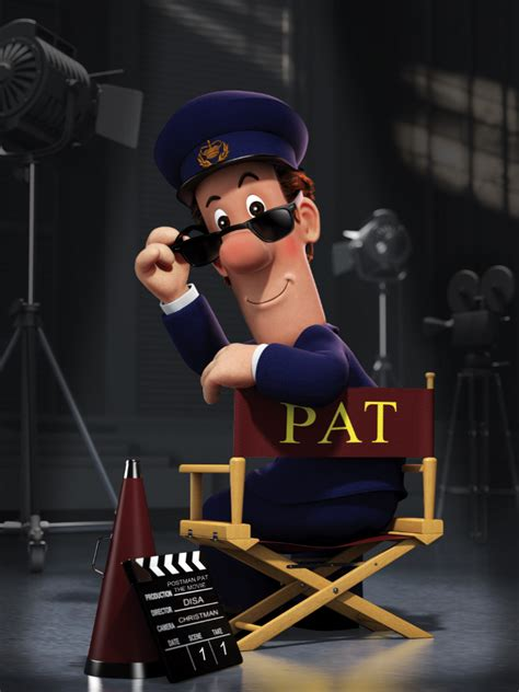 postman pat gets release date animation magazine