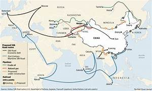 """New Silk ... Silk Road"