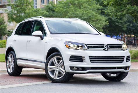 2014 Volkswagen Touareg  Overview Cargurus