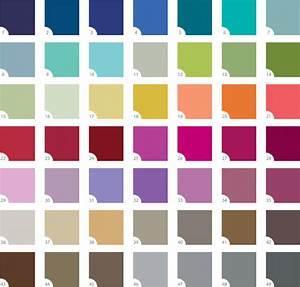 palettes de couleurs peinture murale 24 palette de With palettes de couleurs peinture murale